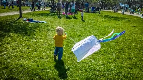 kite festival chicago 2015