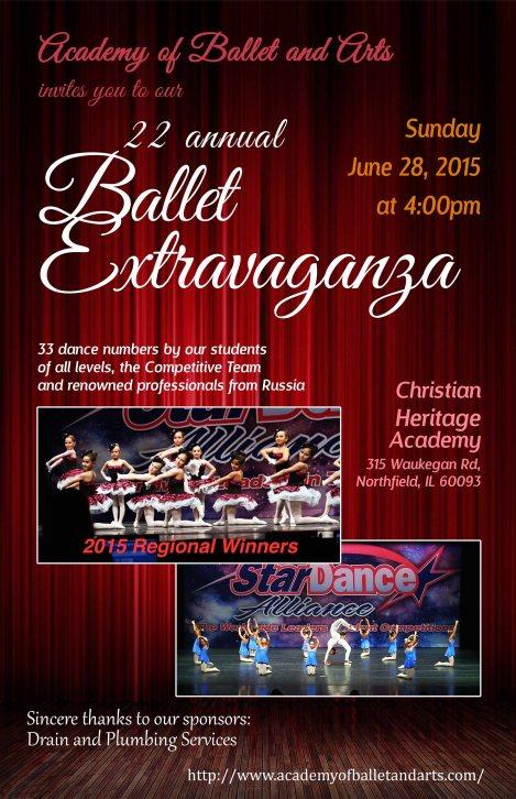 Ballet extravaganza