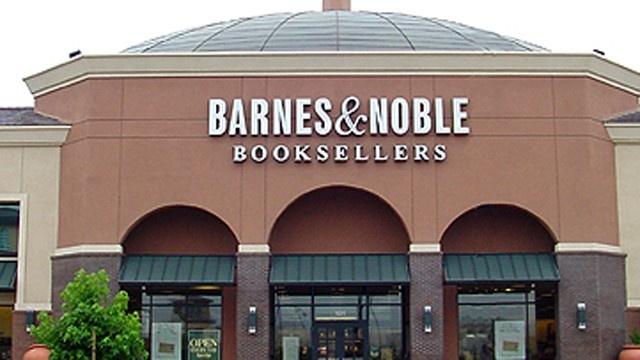 А кому бесплатные книжки от Barnes & Noble? (1/2)